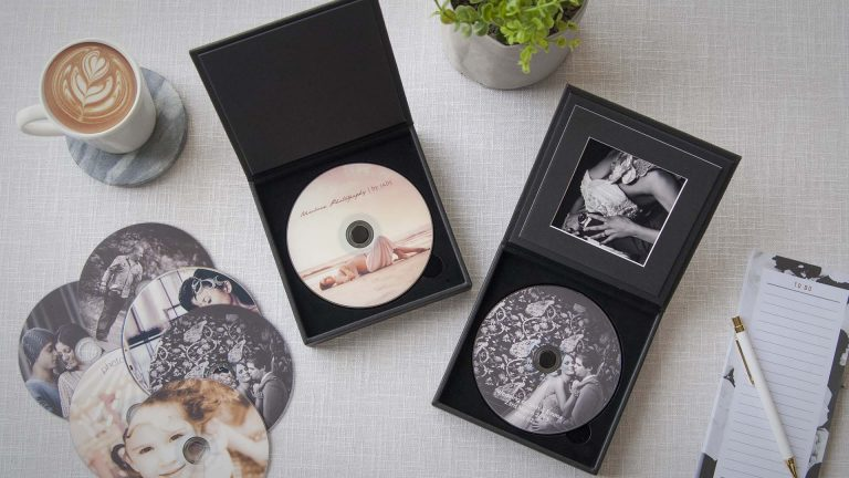 Customise your DVD Box