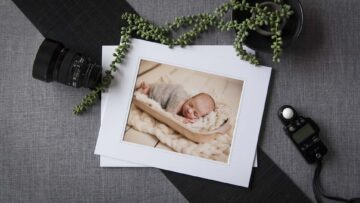 Premium Stay Flat Mat to suit a 8x10 print