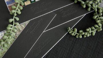 Traditional Black Mats with Studio Logos