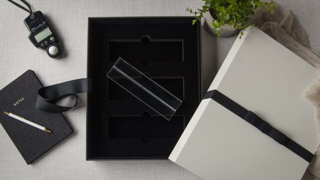 11x14 Boxes can hold up to 3 Acrylic Mat Holders