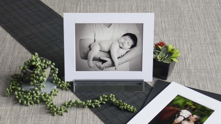 Our Acrylic Mat Holder is a perfect accessory or gift
