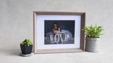 Impression Wedge Frames to suit 11x14 Mats
