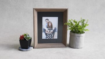 Impression Wedge Frames to suit 8x10 Mats