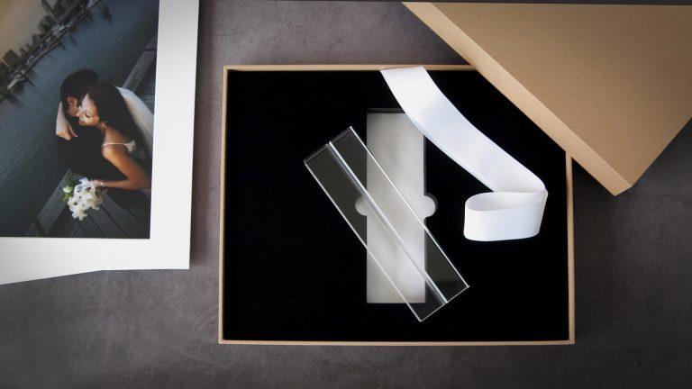 Optional Acrylic Mat Holder Foam Insert
