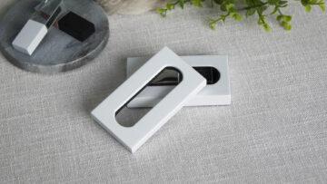 White Signature USB Box