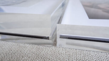 Pro Mat Block (left) and Slimline Mat Block (right)